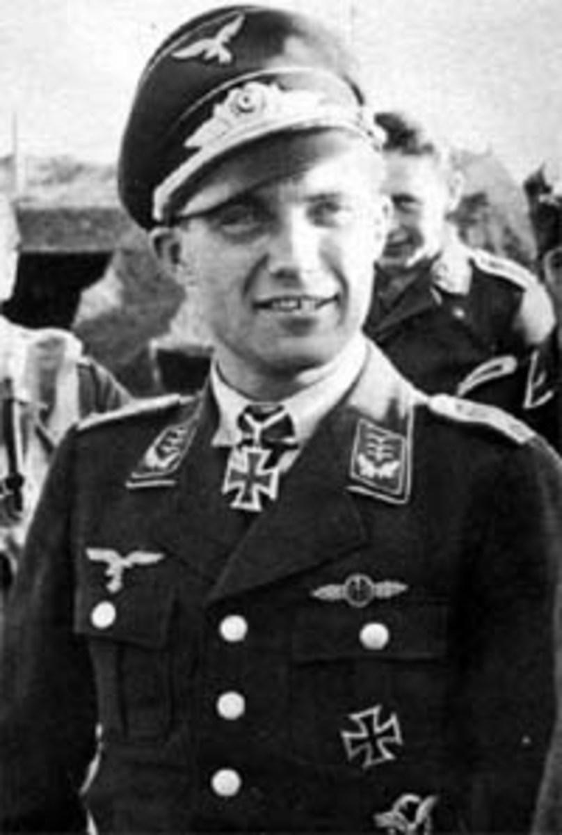 Hauptmann Franz Xaver Baron von Werra