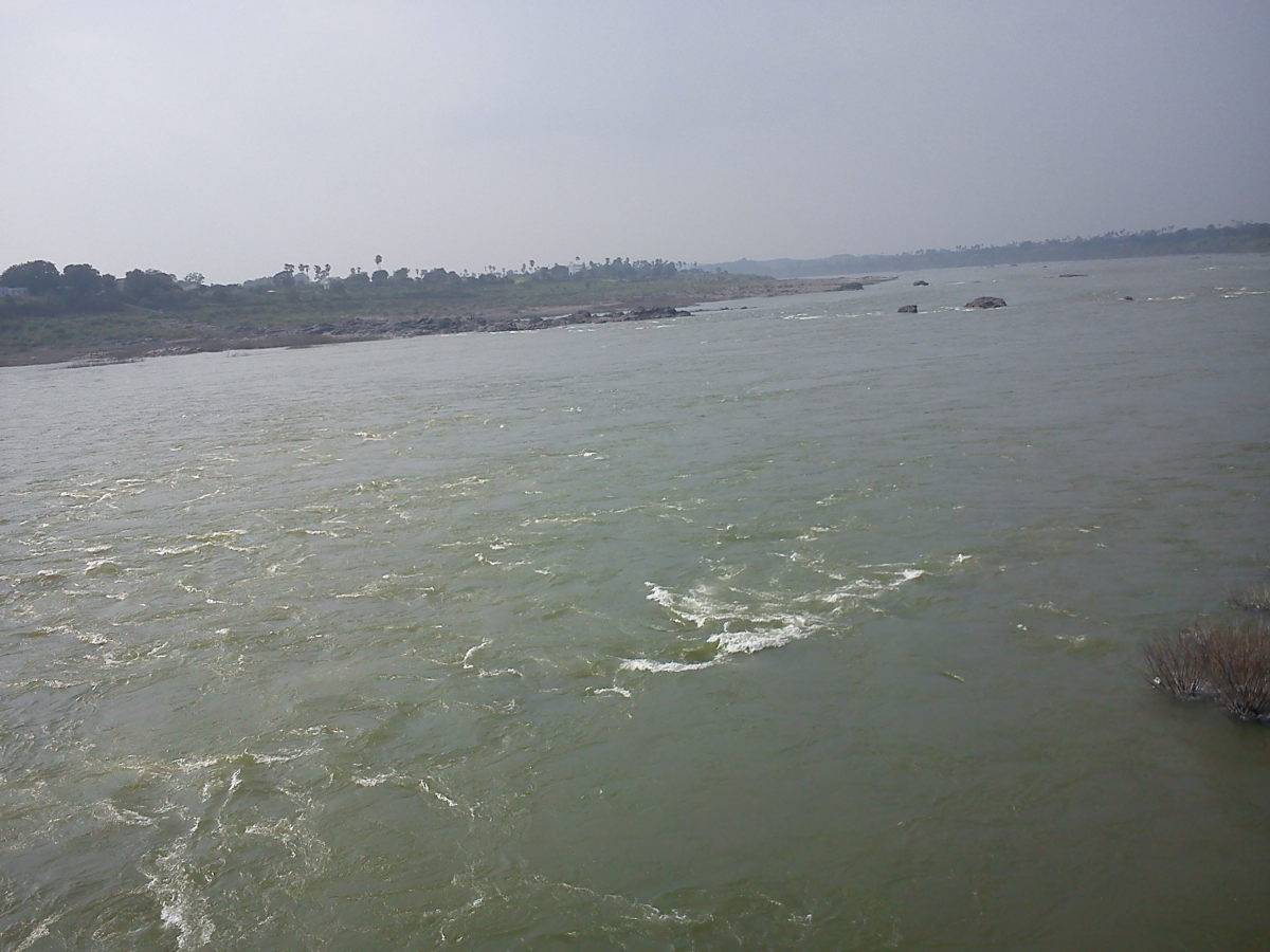 Narmada River, Gujarat .... Photograph by Vanita Thakkar