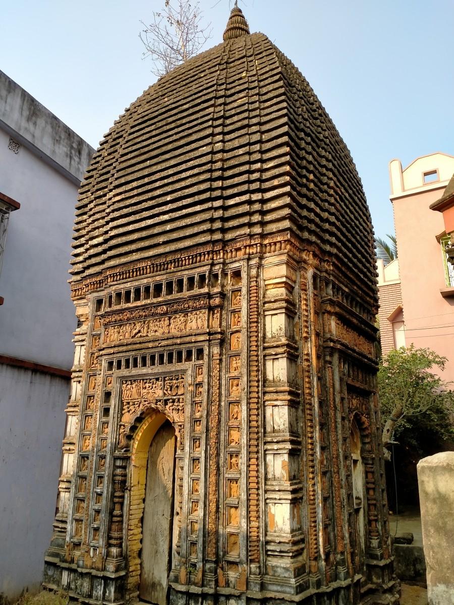Dewanji temple, Hetampur