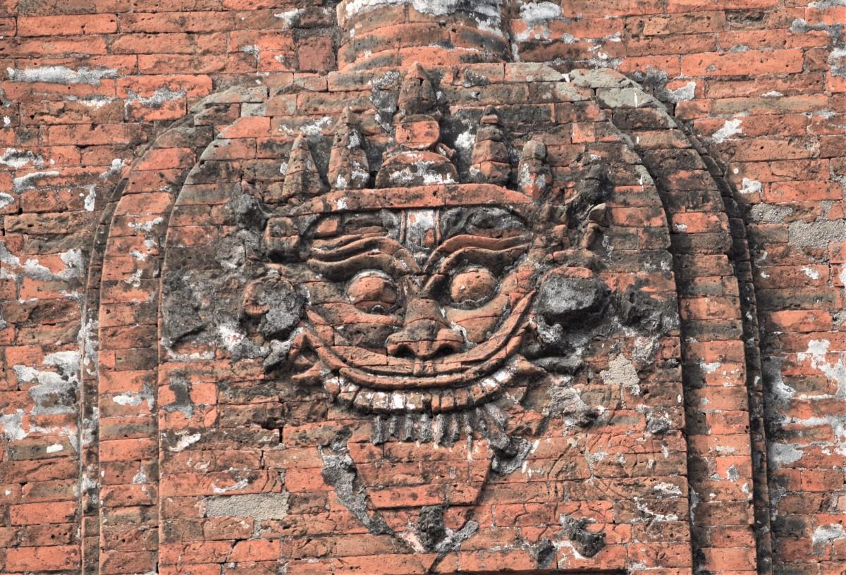 """""""KIRTIMUKH"""" -- a face of a demon"""