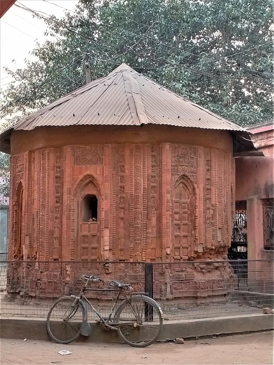Gauranga Mahaprabhu temple, Illambazar