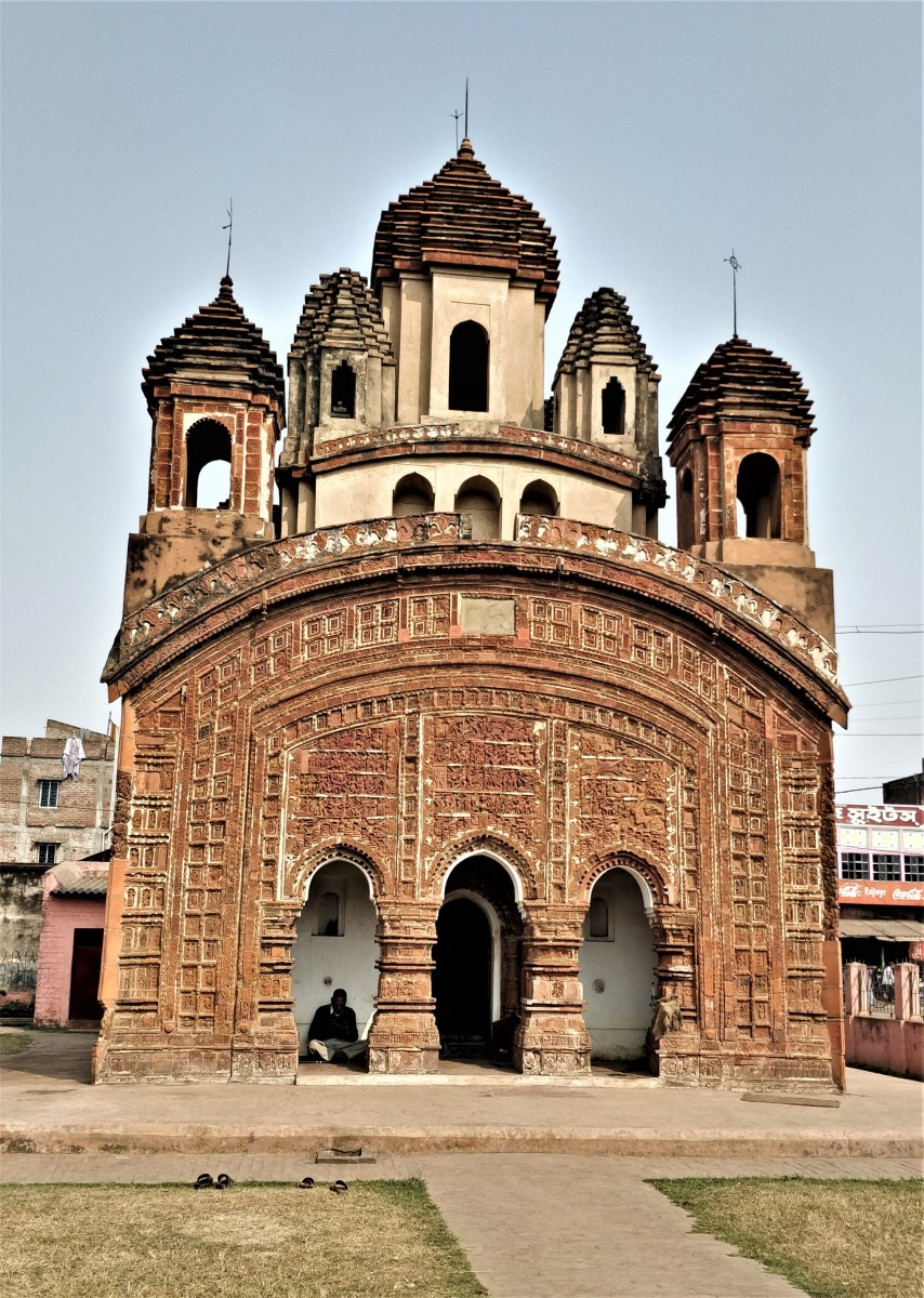 Radha Vinod temple, Kenduli, Birbhum