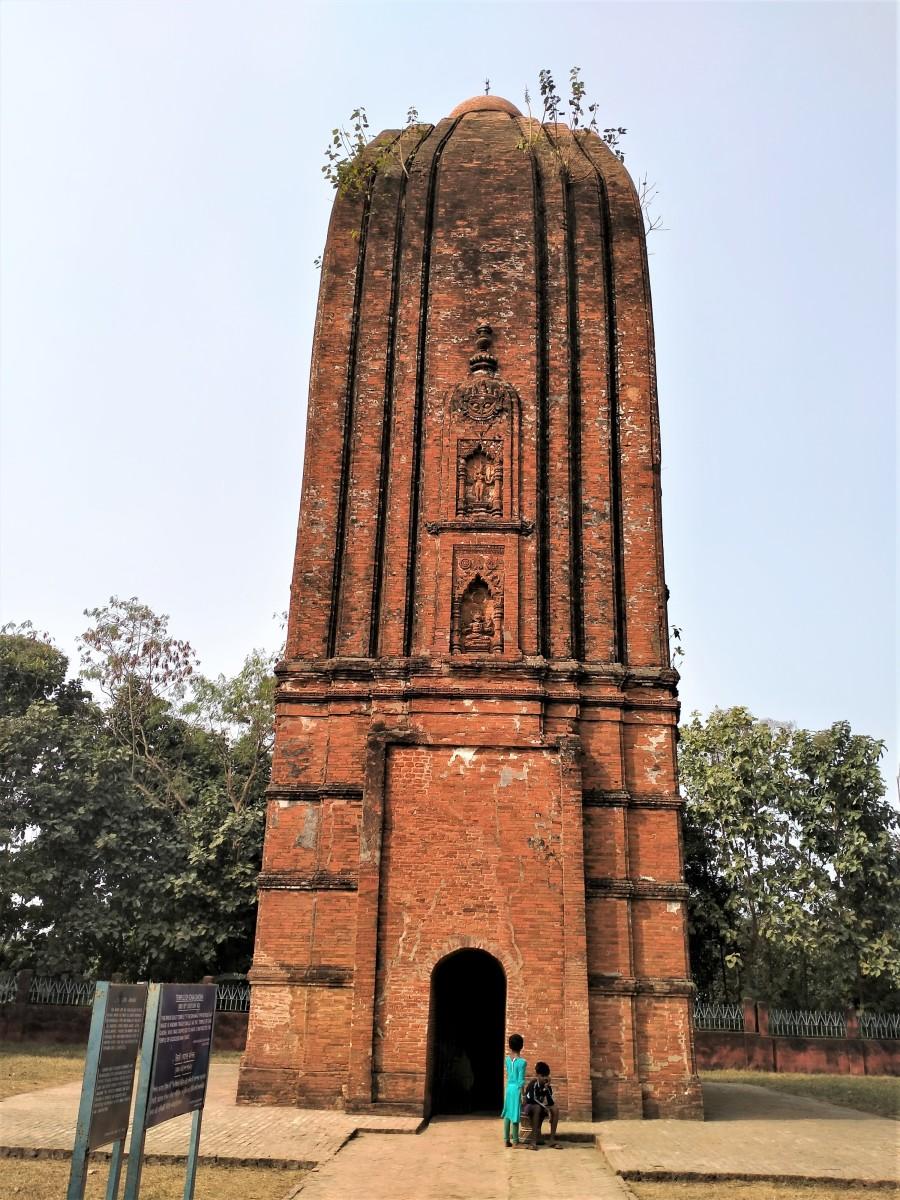 The DEUL temple of Ichhai Ghosh, Gaurangapur