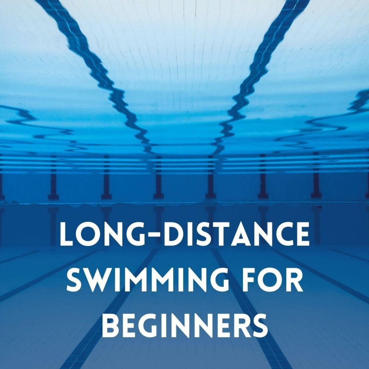 Long-distance swimming—tips and tricks to go from zero to 5k in a short amount of time