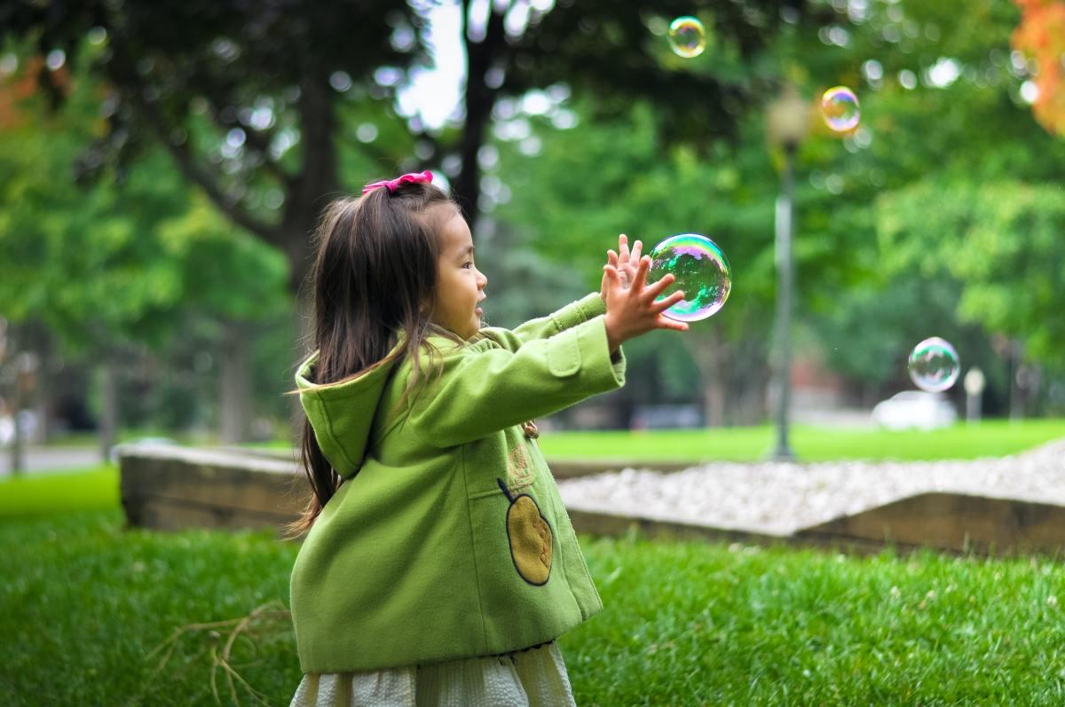 Aquarius children are intelligent and empathetic.