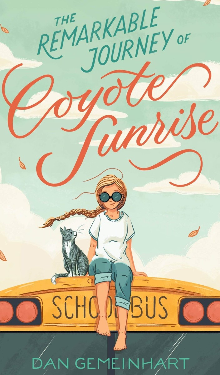 The Remarkable Adventures of Coyote Sunrise