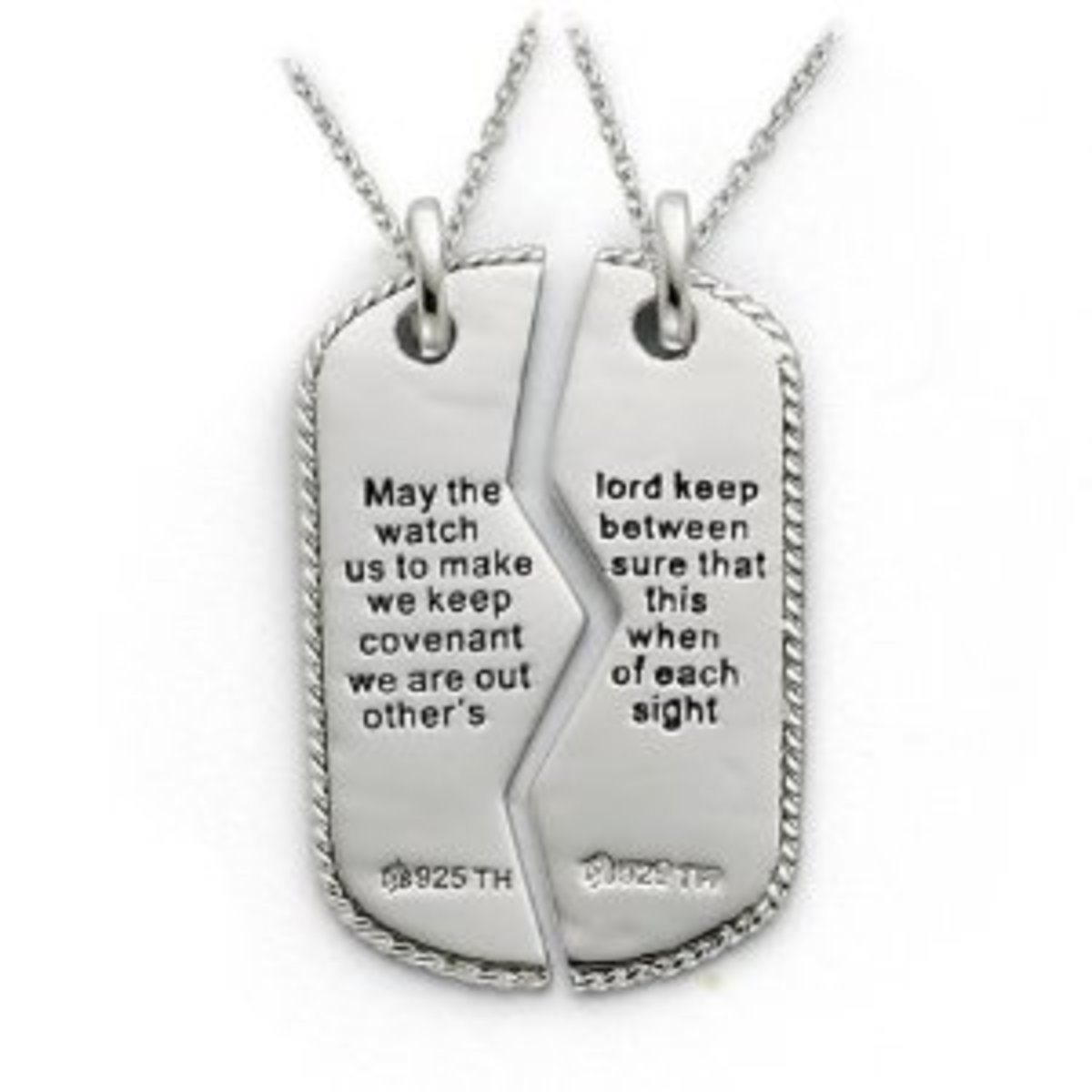 Gift Ideas For Couples, Matching Couples Necklaces & Dog ...