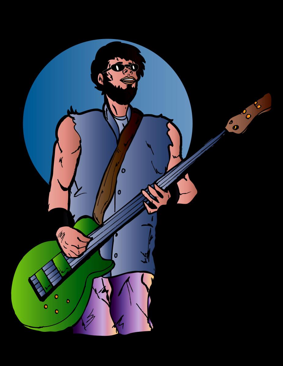 Play that guitar Son!!