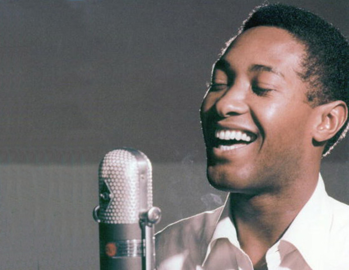 As tragic story as any of a young flame blown out much too soon. Sam Cooke is that guy that Rod Stewart said he would trade voices with if he were allowed. It doesn't get any better than that.