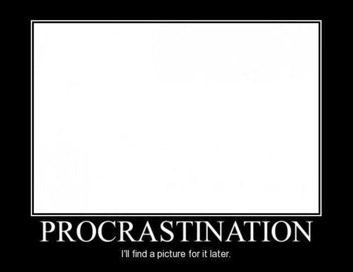 pro4procrastination