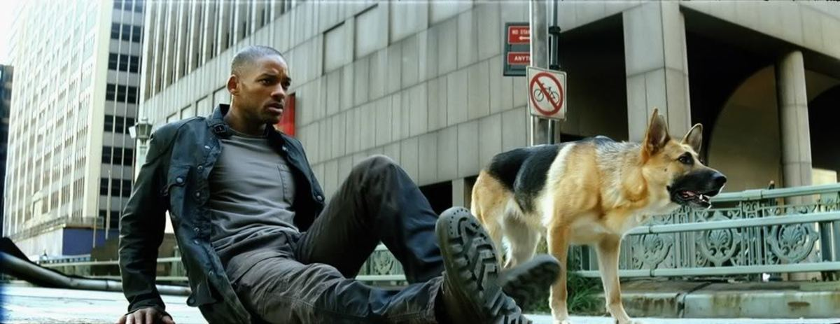 Smith's dialogue with the dog makes the pairing endearing but offers scant relief