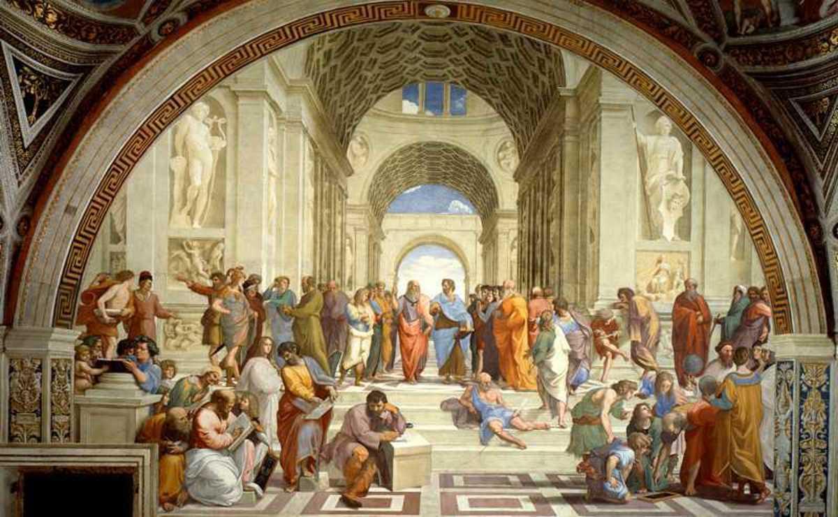 Italian Renaissance Art created by John MacTaggart