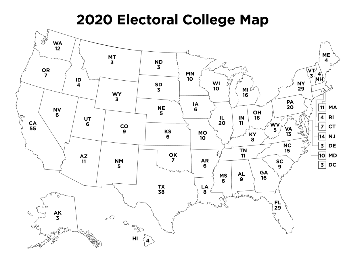 Justifying the Electoral College System