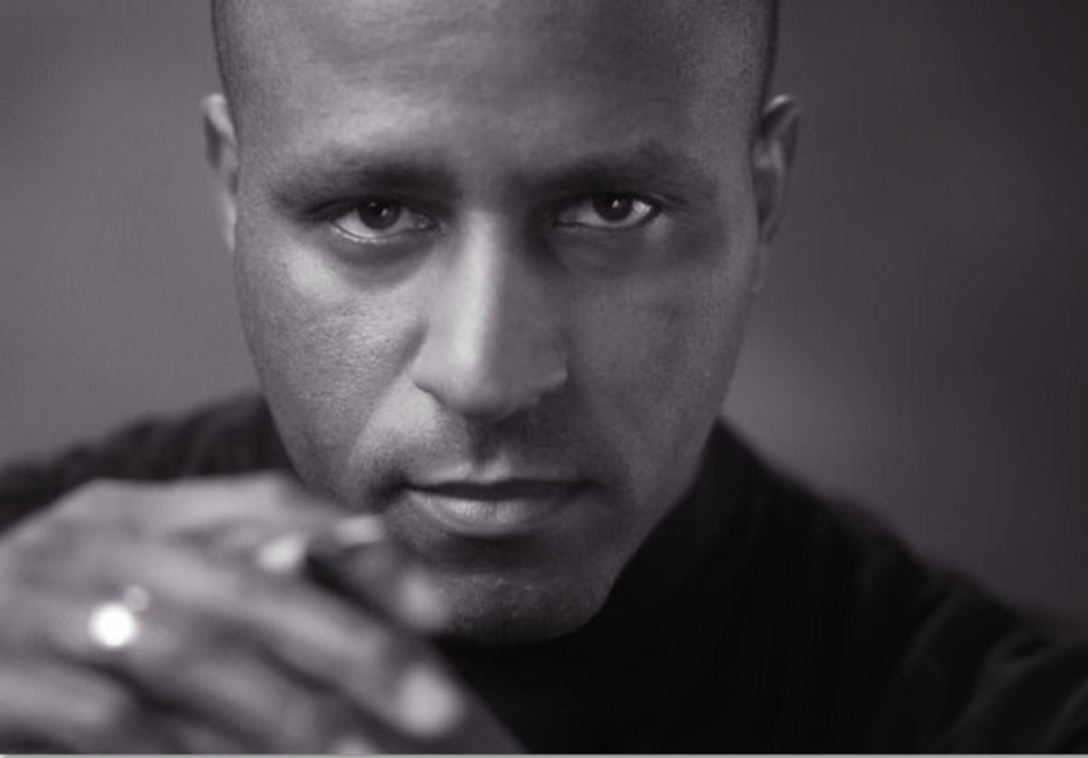 Visual Artist & Harlem World Magazine Founder, Danny Tisdale.