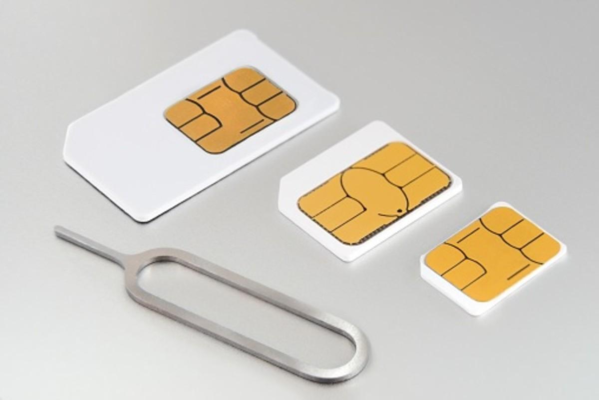 The evolution of SIM card into Nano SIM