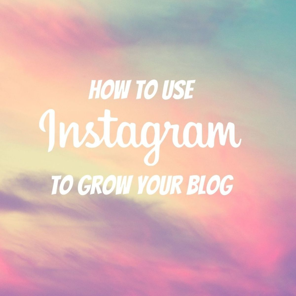 Tips and tricks for using Instagram to grow your blog