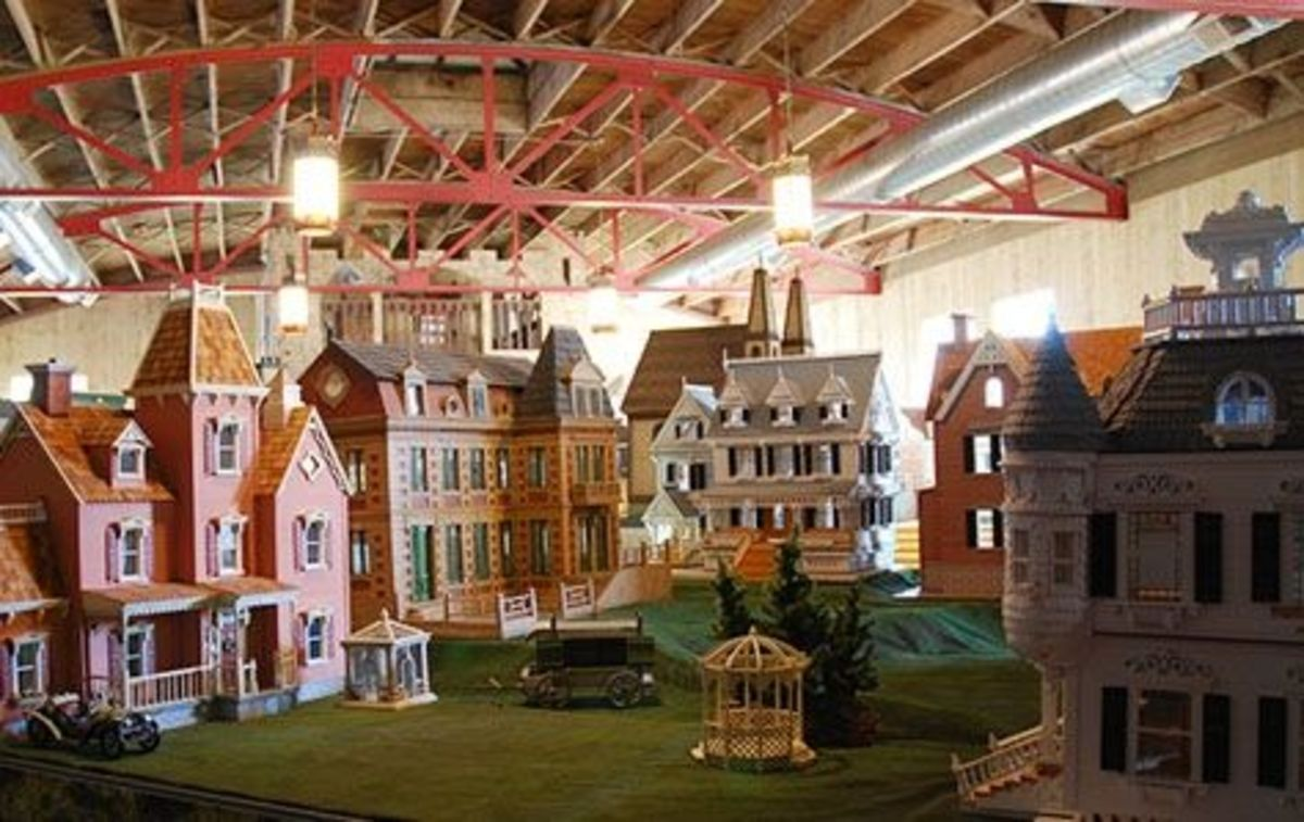 American Dollhouse Museum