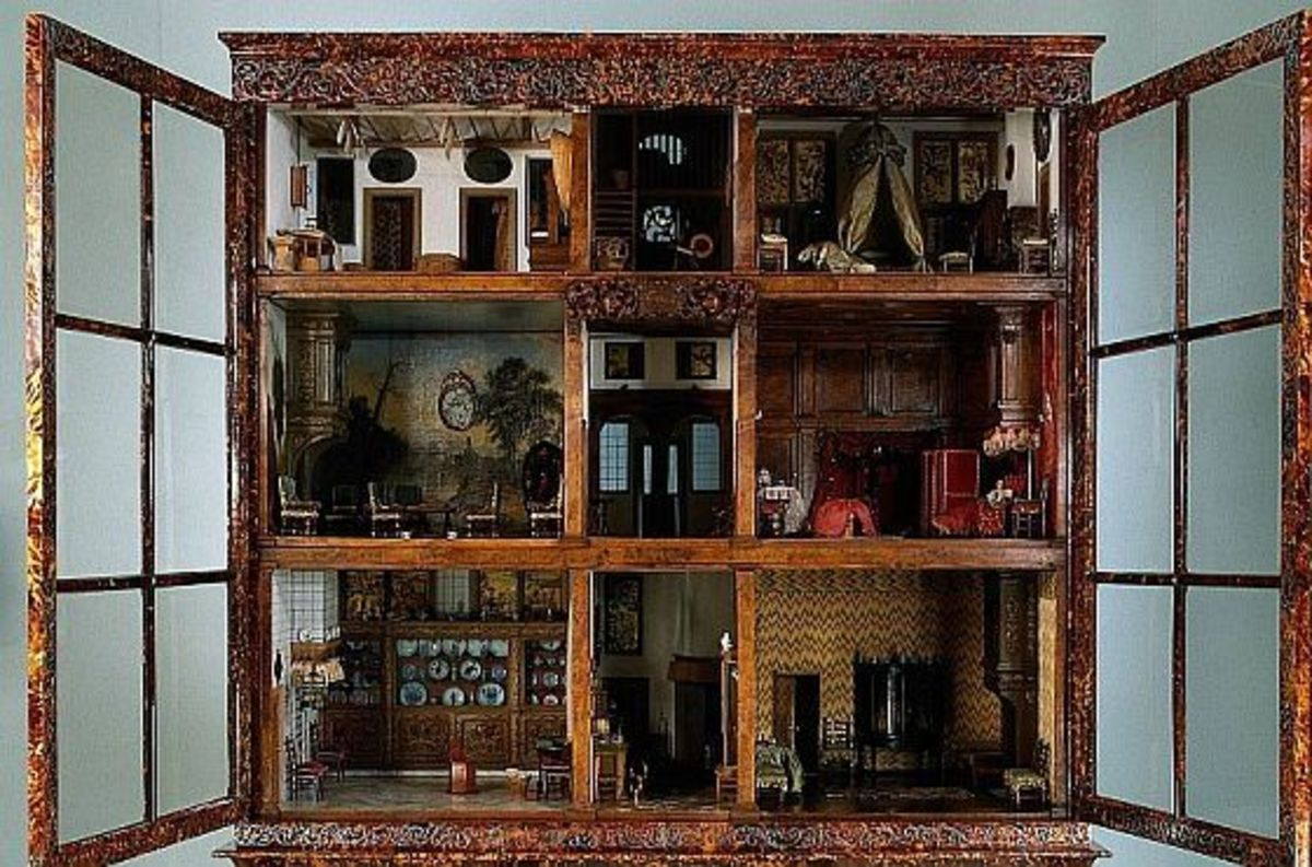 Petronella Oortman's 17th century DollHouse