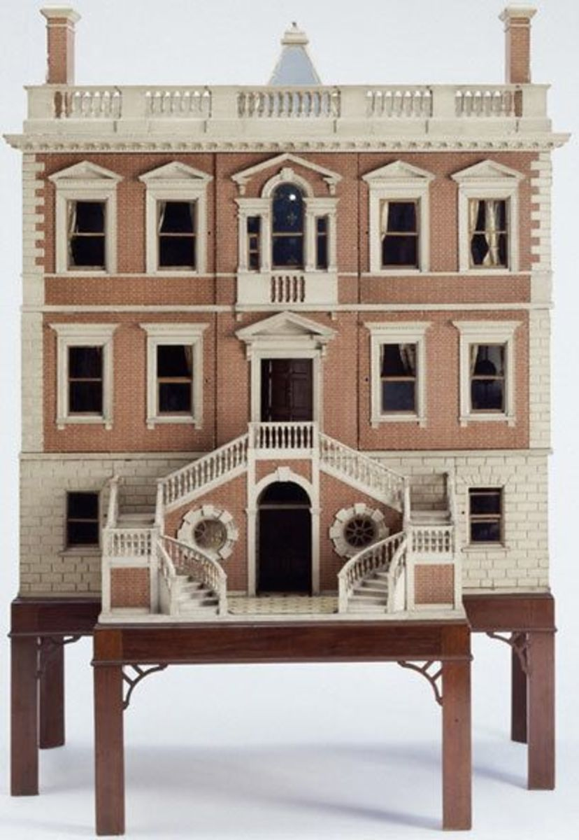 Tate Baby House About 1760
