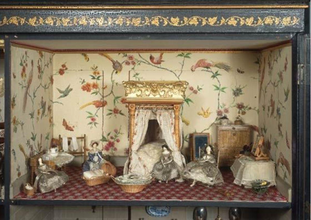 Killer Cabinet House 1835-1838
