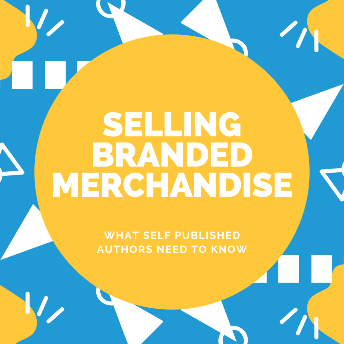 Selling Branded Merchandise: What Self Published Authors Need to Know
