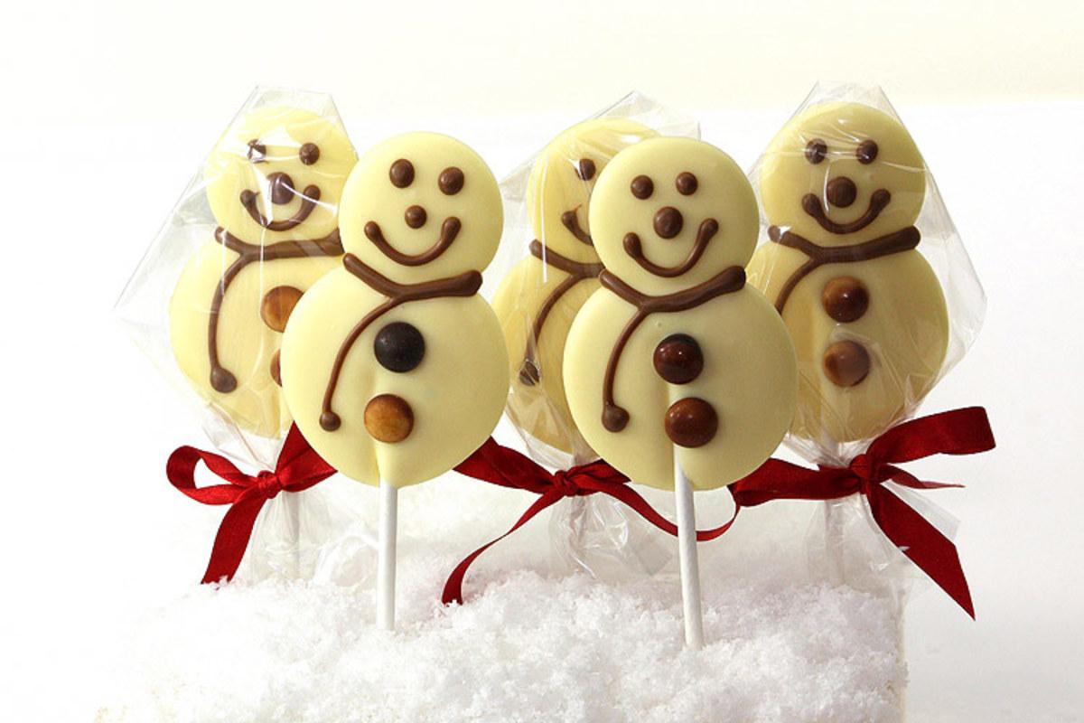 Christmas Cookies Lollipop Recipe - Kids Just Loved It