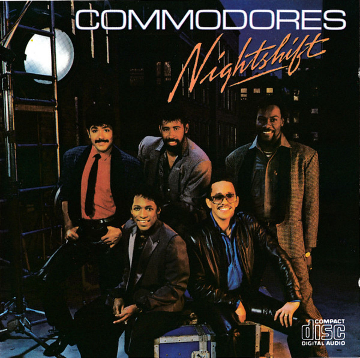 The Commodores did amazing job without Lionel Richie on this album. Unfortunately they weren't able to endure with the albums that followed.