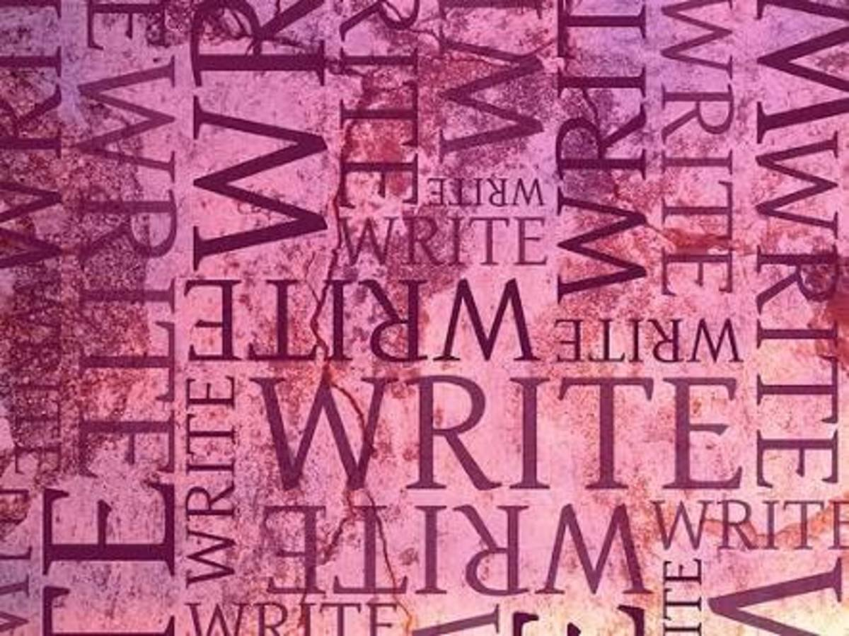 Content Writing, Creative Writing, Online Writing For Beginners : Helpful Tips For Getting Started !