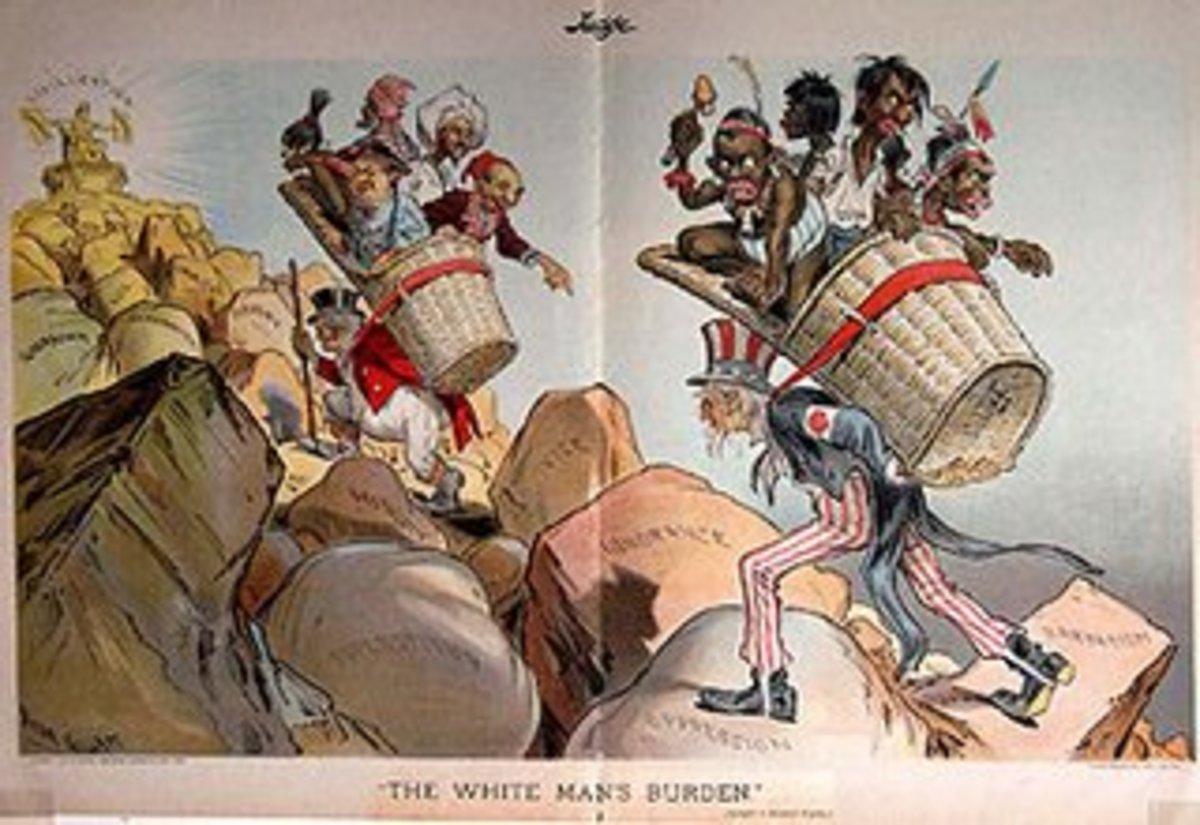 The White Man's Burden: My Take