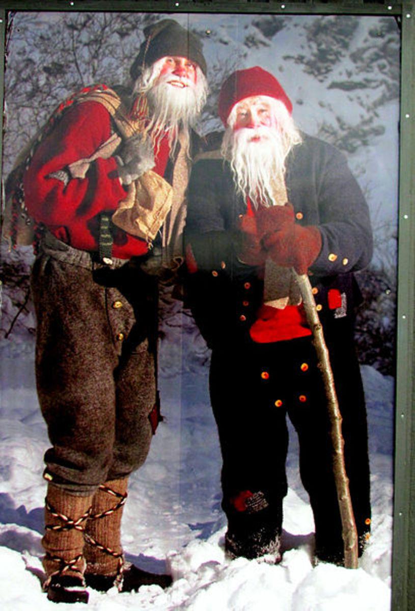 The Icelandic Christmas Lads