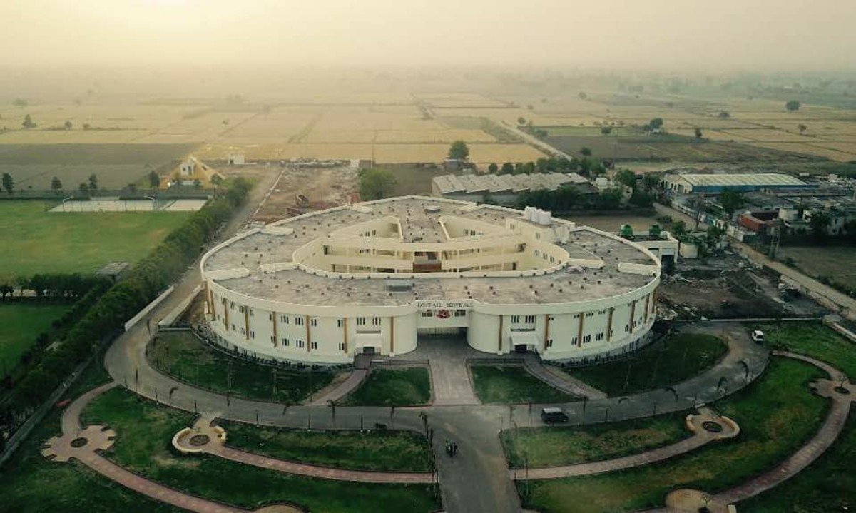 Sri Sathya Sai Sanjeevani International Centre for Child Heart Care & Research, Palwal, Haryana (National Capital Region)