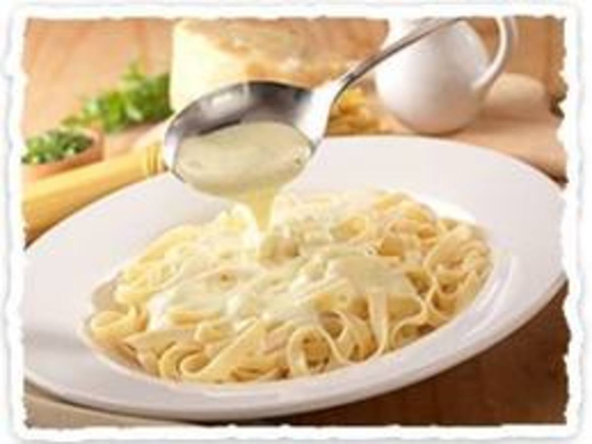 The Best Homemade Alfredo Sauce Recipe