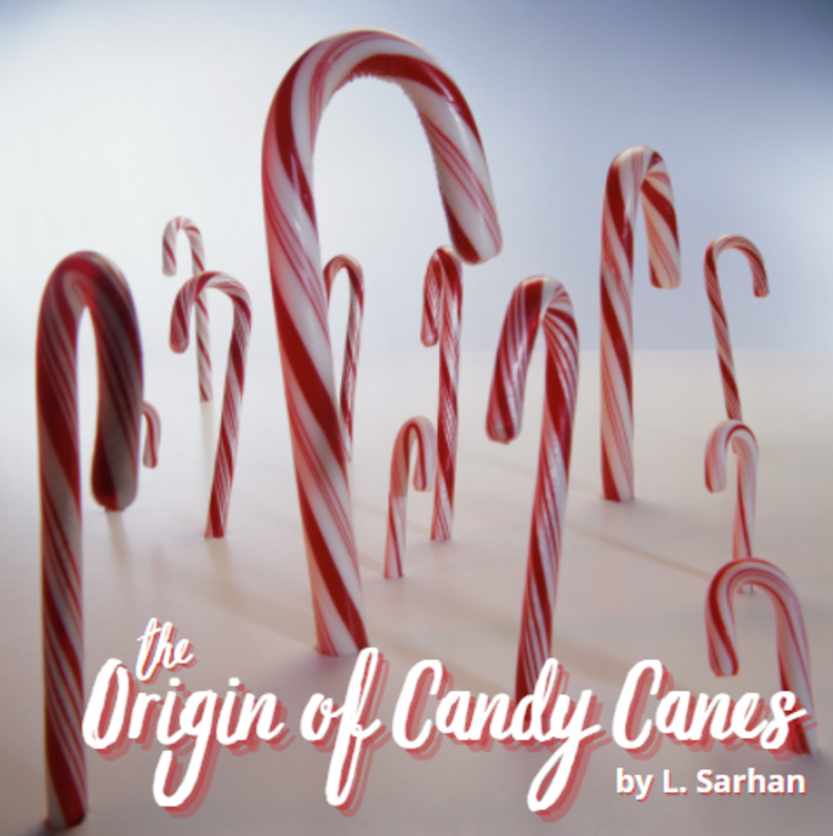 The Origin of Candy Canes