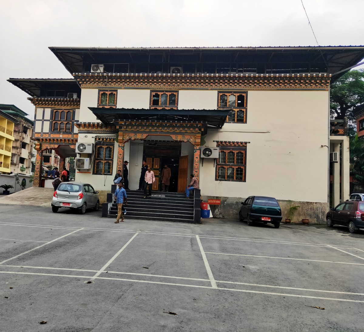 Immigration Office remains closed on Saturday and Sunday and on other Bhutanese holidays.  Indians can enter Phuentsholing without permission; however, they need to seek permission from the Immigration Office in Phuentsholing to travel beyond it.