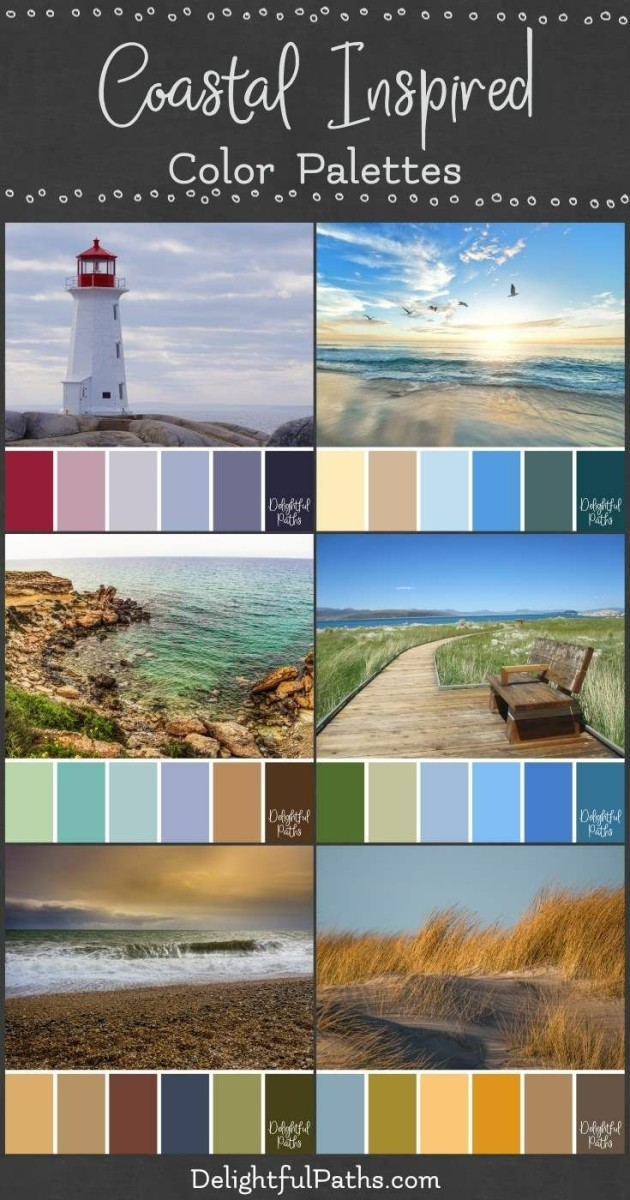 Various colors evoke hugely different reactions in us, even in similar scenes and familiar surroundings. What inspires you?
