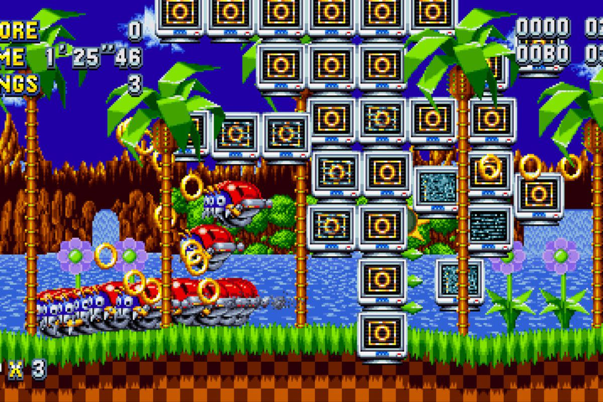 "The Debug Mode in ""Sonic Mania"" has a lot of interesting and fun things to do."