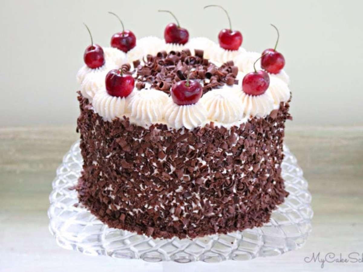 Cake Black Forest Cake