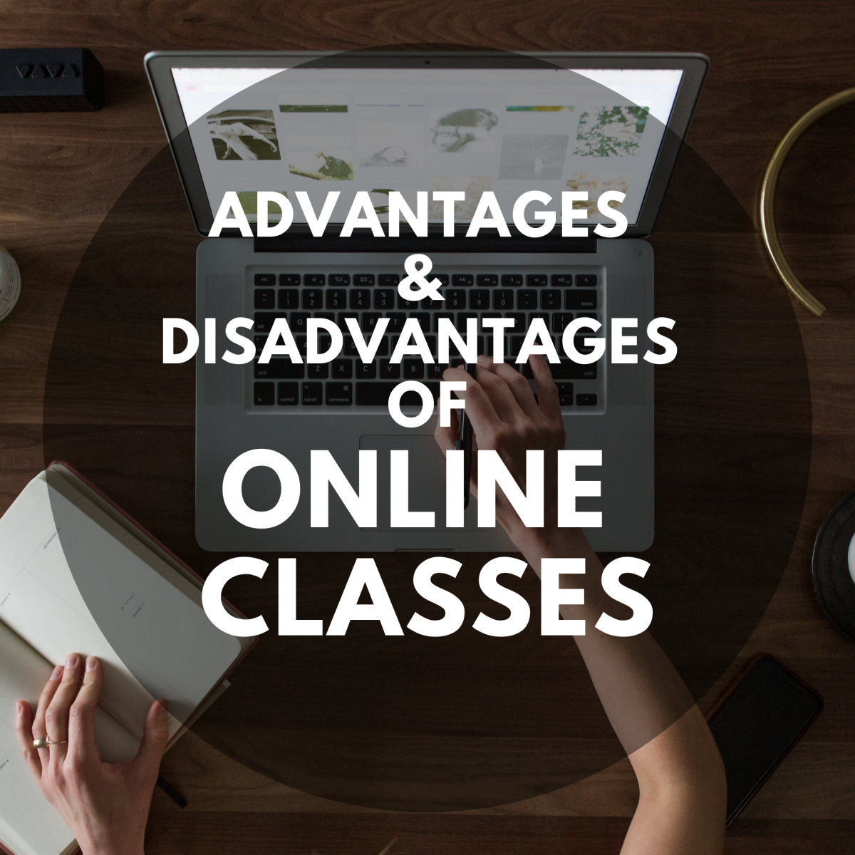 The Advantages and Disadvantages of Online Classes