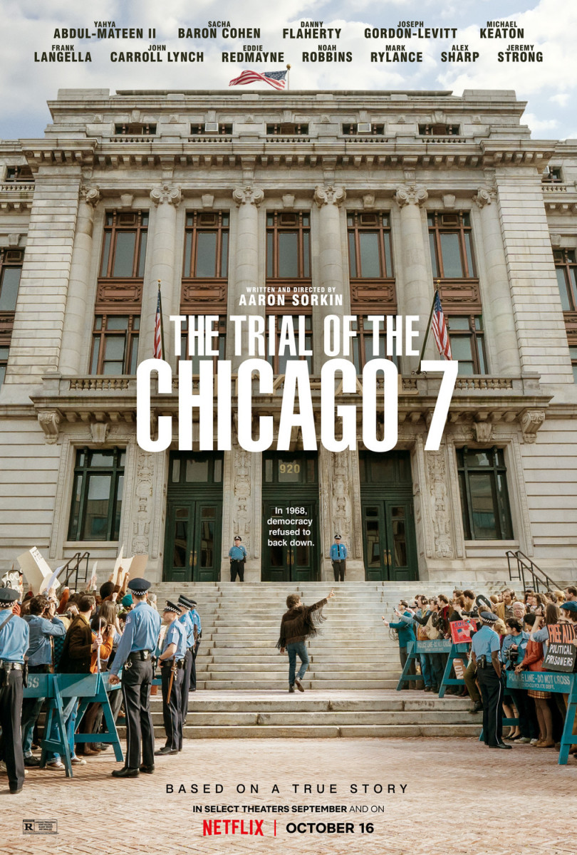 "Movie Review: ""The Trial of the Chicago 7"""
