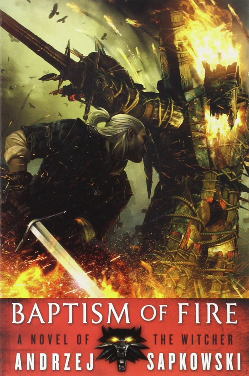The Witcher: Baptism of Fire - A Fine Continuation of the Witcher Series