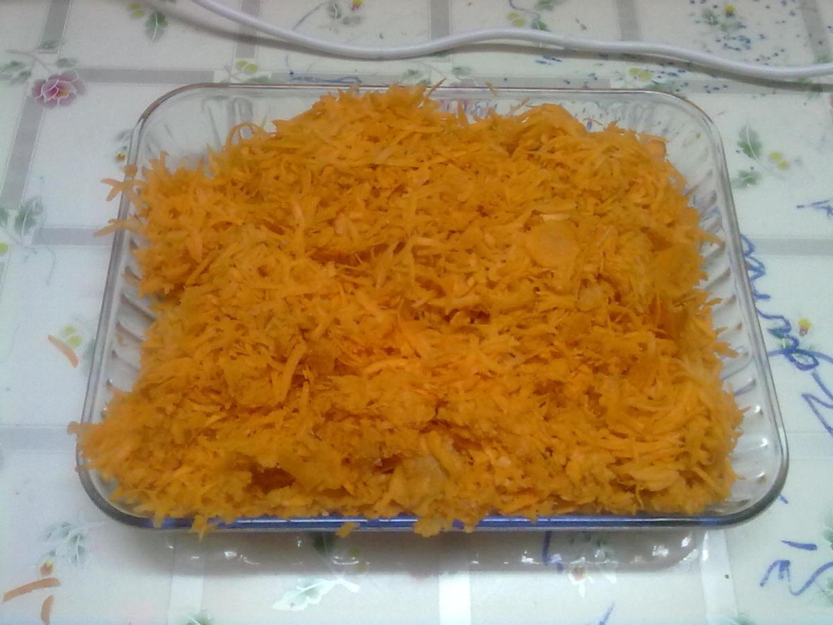 Shredded Carrot