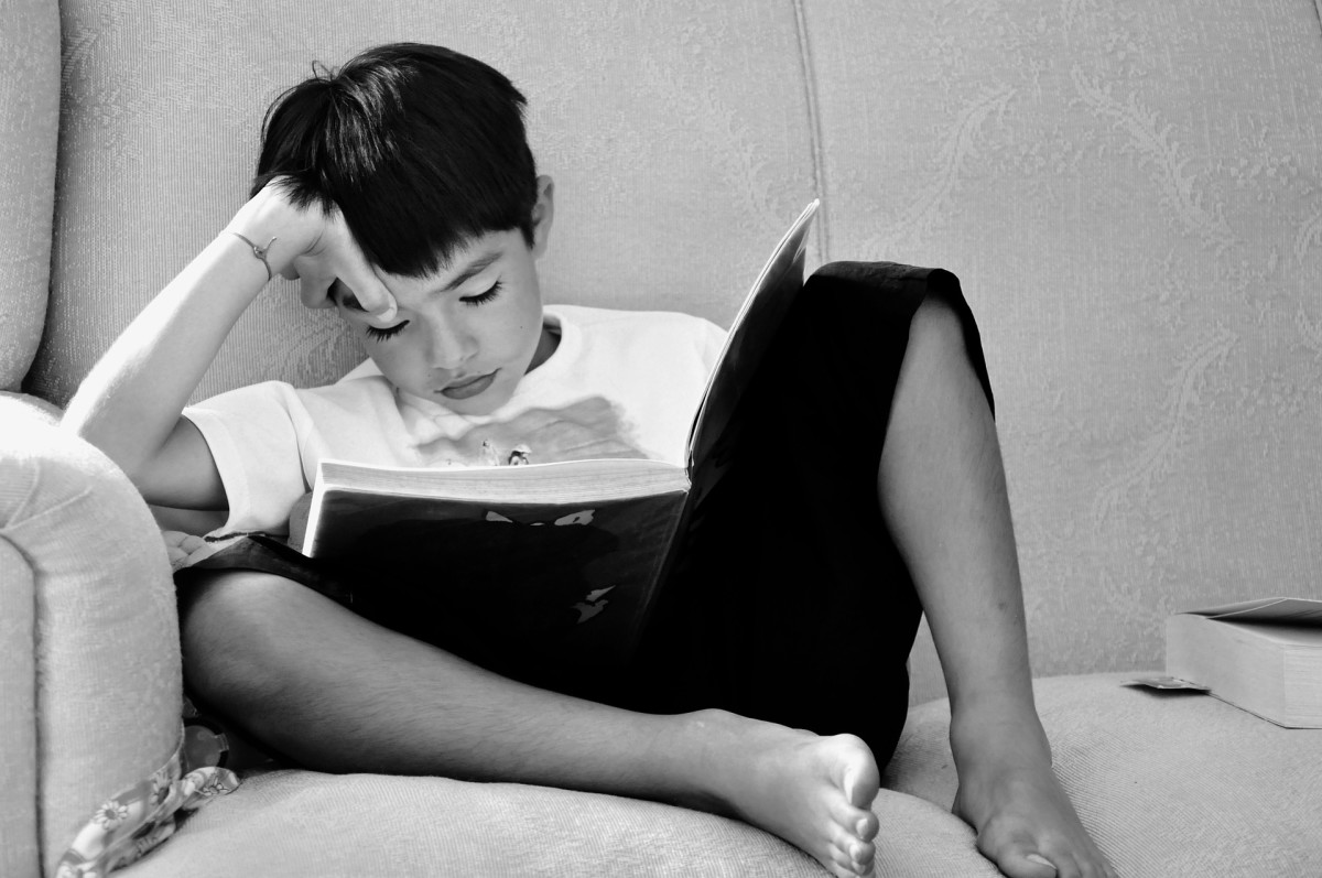 How to be a wide reader?