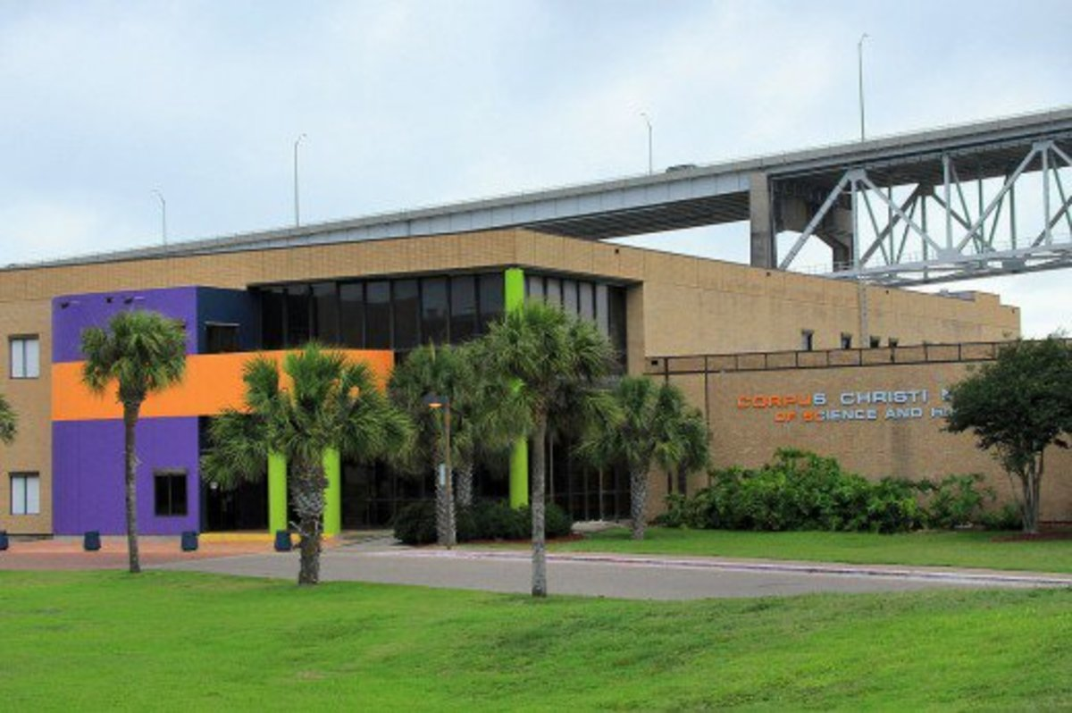 The Corpus Christi Museum of Science and History, Corpus Christi, Texas, United States