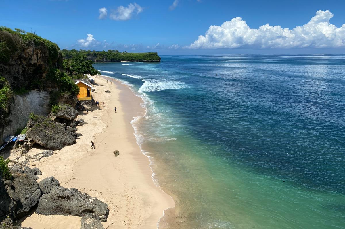 Uluwatu is an absolute paradise. Here are a few musts to try while there.