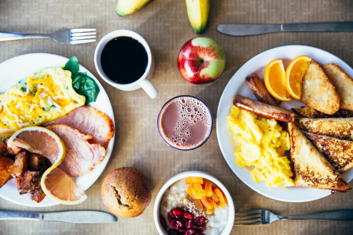 Eating One Meal A Day Should Be A Big Meal With A Variety Of Foods