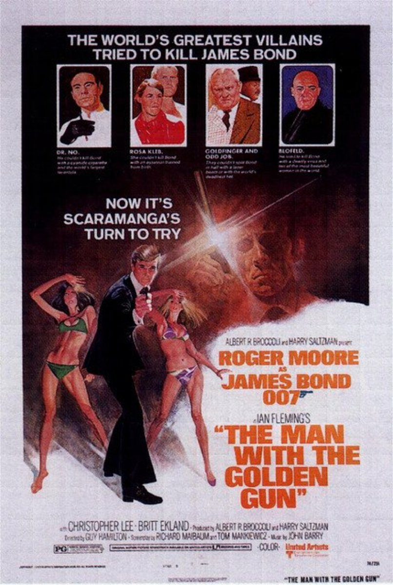 Should I Watch The Man With The Golden Gun Hubpages