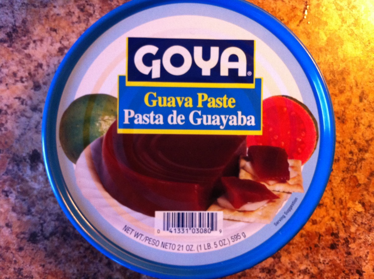 You can find the Guava paste in most supermarkets.