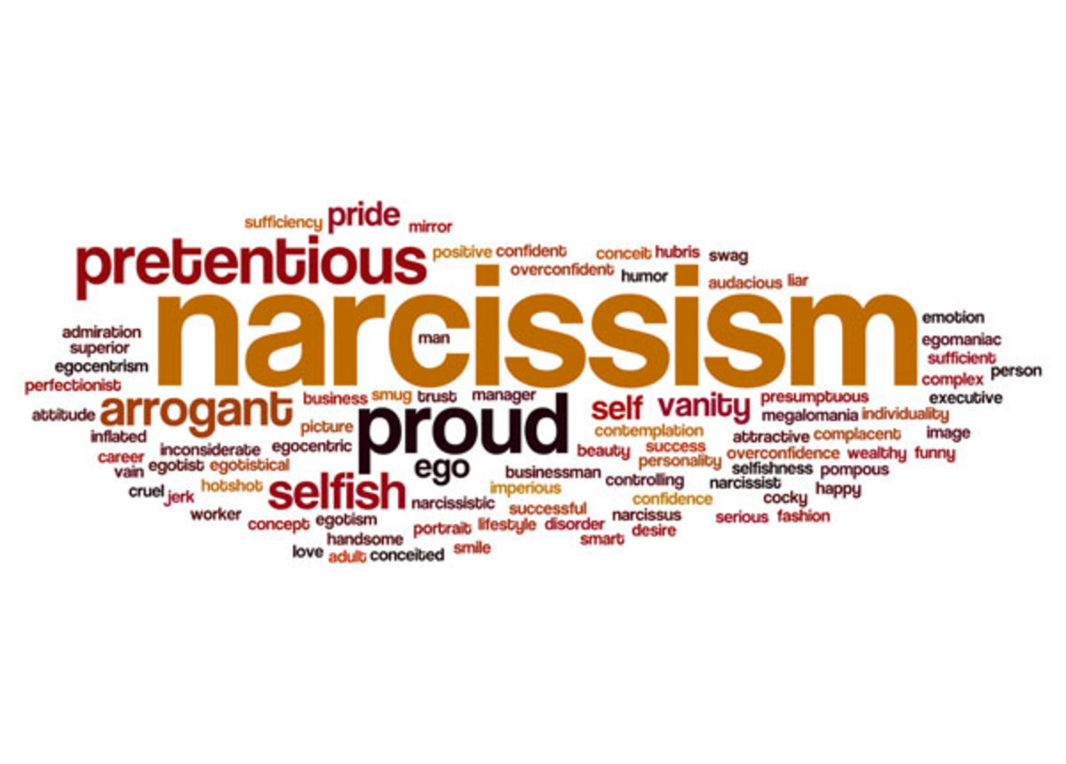 Common Misconceptions of Narcissism