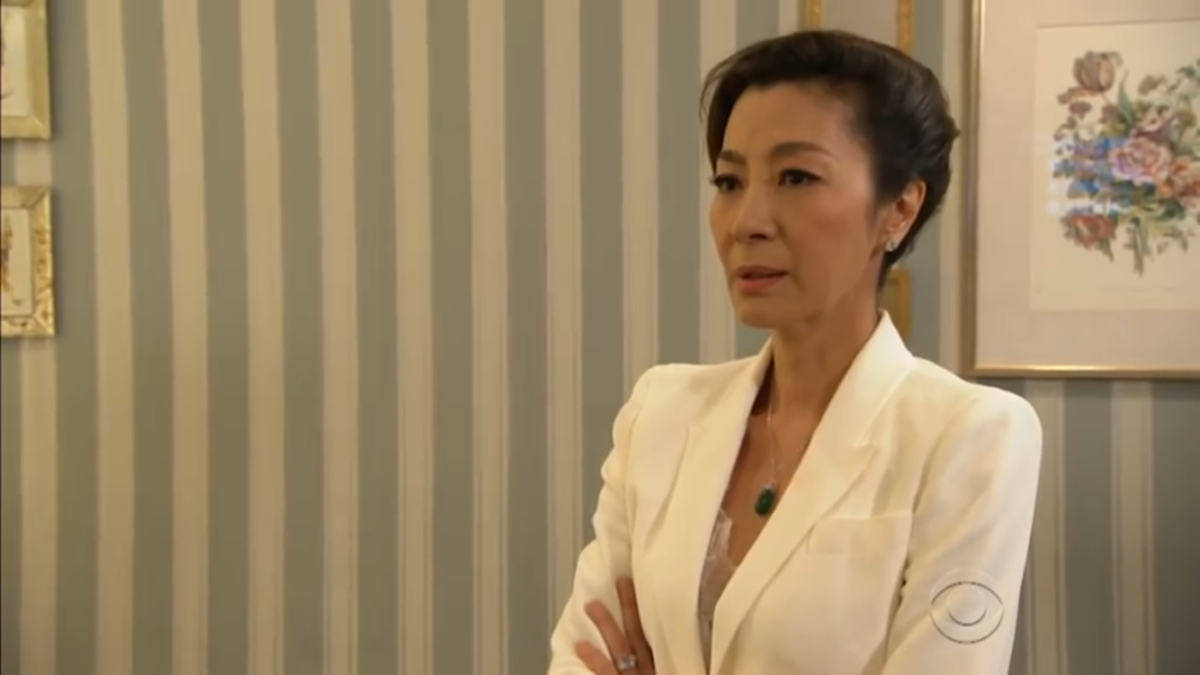 Michelle Yeoh the Queen of Martial Arts