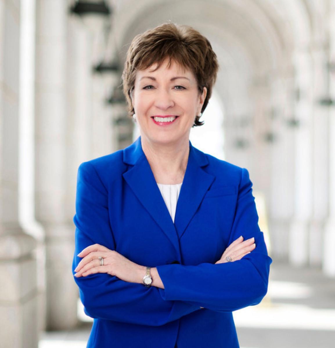 Senator Susan Collins (R) Maine